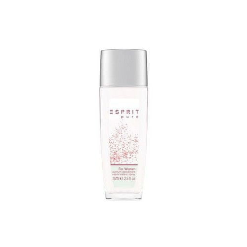 Esprit Pure For Women - deodorant s rozprašovačem 75 ml