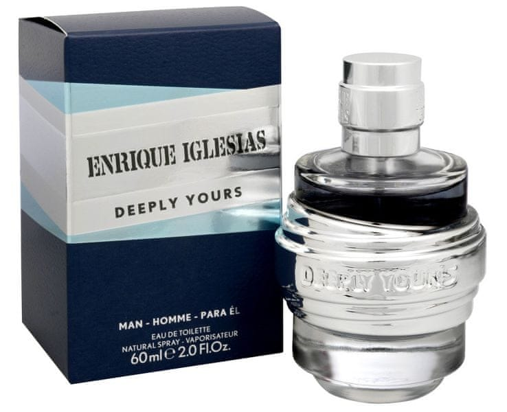 Enrique Iglesias Deeply Yours Man - EDT 60 ml