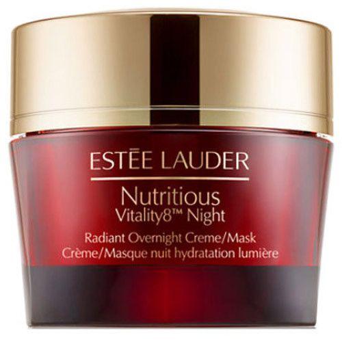 Estée Lauder Hydratační noční krém pro zářivý vzhled pleti Nutritious Vitality8 Night (Radiant Overnight Creme/Ma