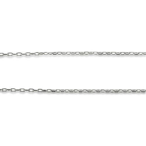 Troli Stříbrný řetízek 50 cm 471 001 01761 04