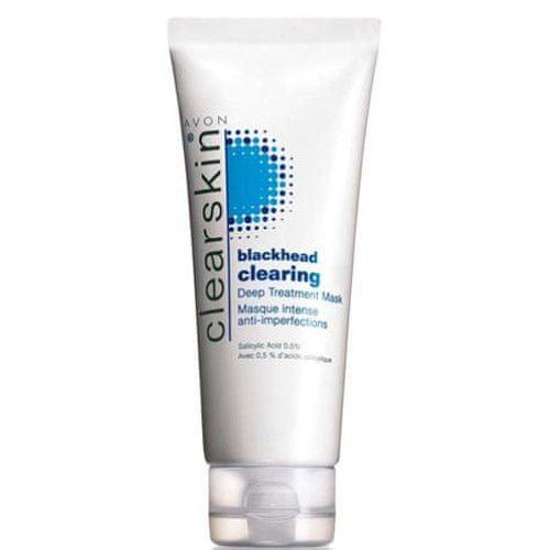 Avon Hluboce čisticí maska proti černým tečkám Blackhead Clearing (Deep Treatment Mask) 75 ml