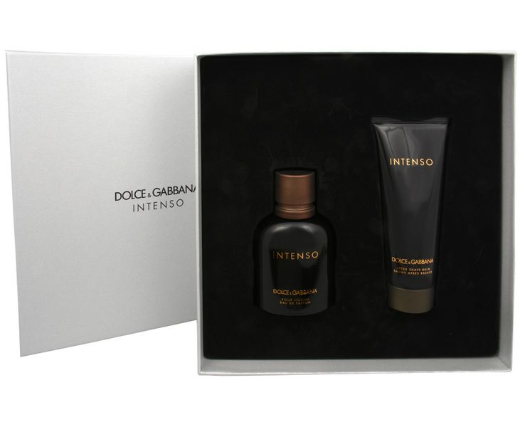 Dolce & Gabbana Intenso Pour Homme - EDP 75 ml + balzám po holení 100 ml