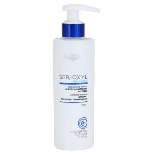 Loreal Professionnel Šampon na přírodní řídnoucí vlasy Serioxyl (Thickening Shampoo) (Objem 1000 ml)