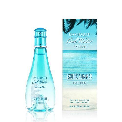 Davidoff Cool Water Summer Exotic Woman - EDT 100 ml