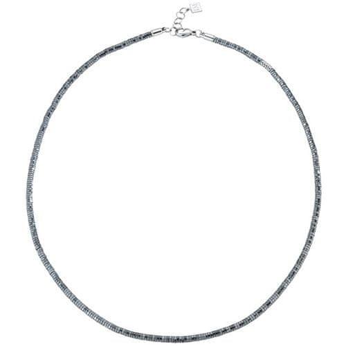 Morellato Pánský náhrdelník Stile Rose Gold Heart SAGH01