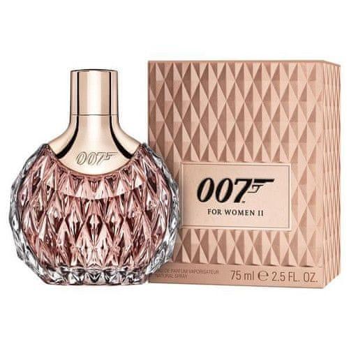 James Bond James Bond 007 For Women II - EDP 50 ml