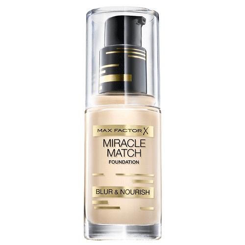 Max Factor Zkrášlující make-up Nové Generace (Miracle Match Foundation) (Odstín 50 Natural)
