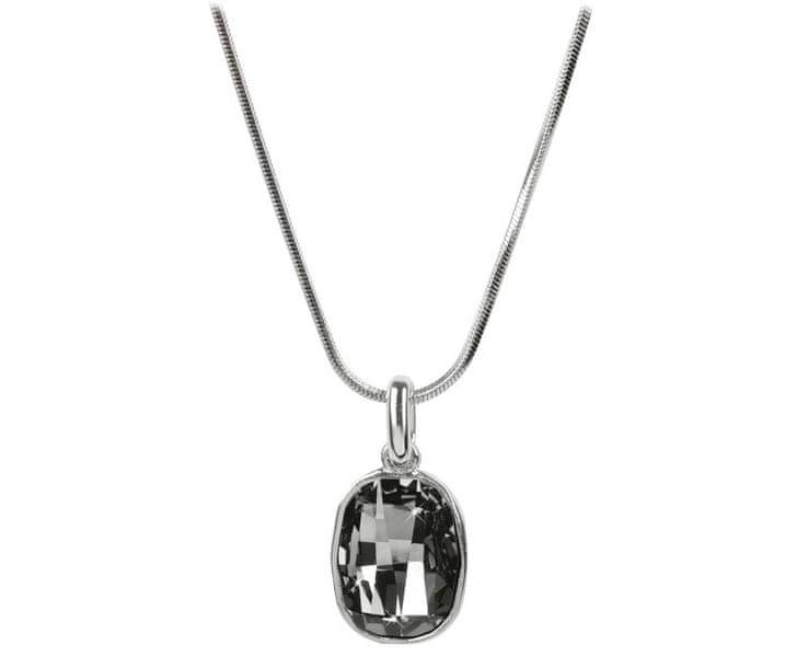 Troli Náhrdelník Graphic Black Diamond