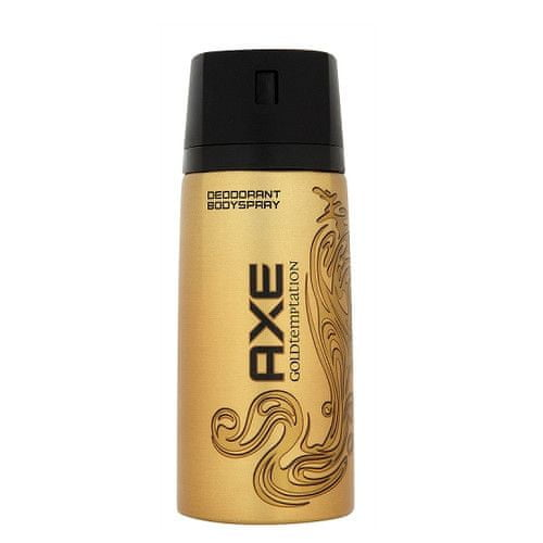Axe Deodorant ve spreji Gold Temptation (Deo Spray) 150 ml