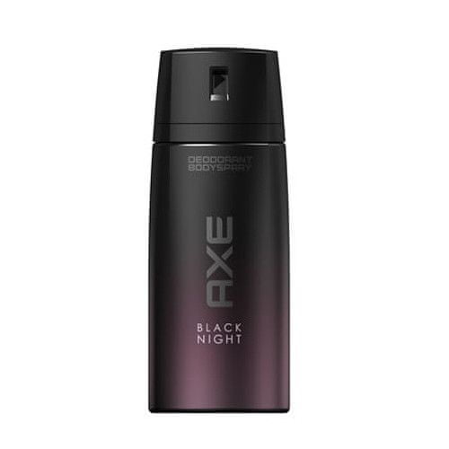 Axe Deodorant ve spreji Black Night (Deo Spray) 150 ml