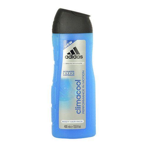 Adidas Sprchový gel 3 v 1 pro muže Climacool (Shower Gel Body Hair Face) (Objem 250 ml)