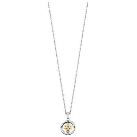 Morellato Ocelový bicolor náhrdelník Versilia SAHB02