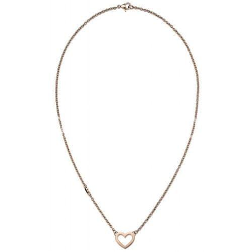 Tommy Hilfiger Srdíčkový náhrdelník TH2700797