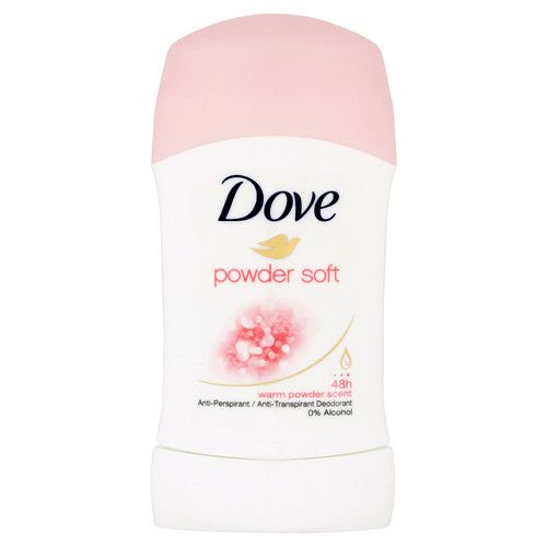 Dove Tuhý deodorant Powder Soft 40 ml