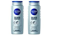 Nivea gel za prhanje Silver Protect