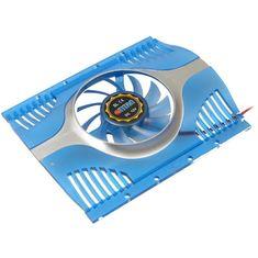 Titan ventilator za trdi disk TTC-HD12TZ, 12 mm