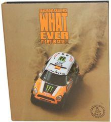 Dakar registrator, A4, 4R