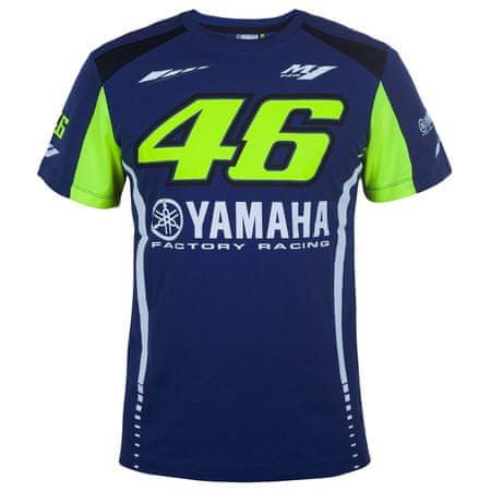 Valentino Rossi VR46 majica Yamaha, velikost L