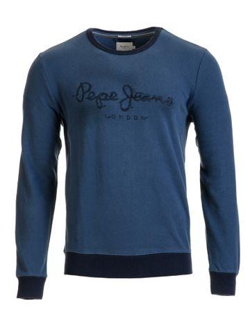 Pepe Jeans moška jopica Bow M modra