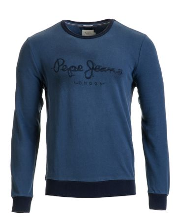 Pepe Jeans moška jopica Bow L modra