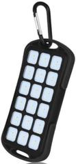 Forever powerbank TB-018 (6 000 mAh), 18 LED panel, czarny