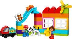 LEGO DUPLO® 10820 kreativna škatla zabave