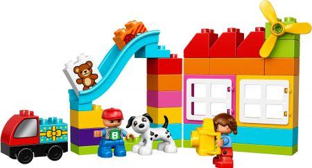 LEGO DUPLO® Kreativna košara za slaganje