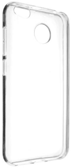 Fixed TPU gelové pouzdro, čirá (Xiaomi Redmi 4X Global)