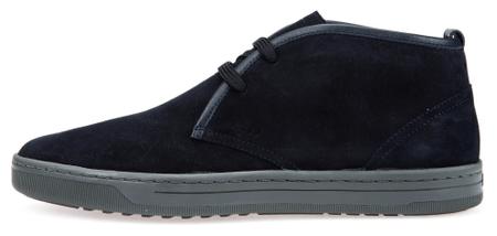 Geox pánská kotníčková obuv Uomo Rikin 42 tmavě modrá