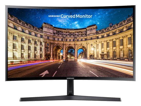 """Samsung monitor C27F396FHR, 68,58 cm (27""""), (LC27F396FHRXEN)"""