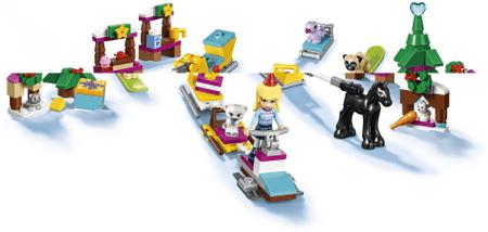 Lego Friends 41326 Kalendarz Adwentowy Mallpl