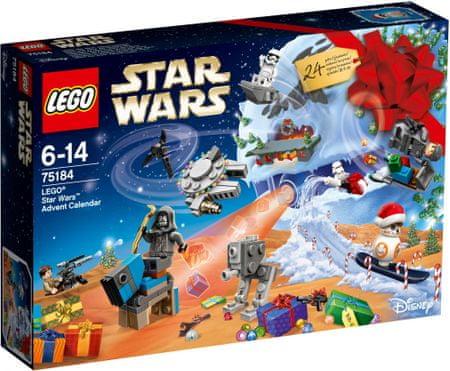 LEGO Star Wars 75184 Adventni koledar