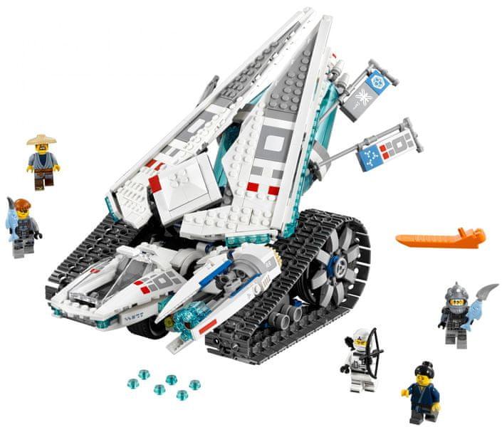 LEGO® Ninjago 70616 Ledový tank
