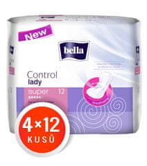Bella Control Lady Super 4 x 12 ks