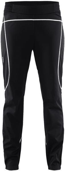Craft Kalhoty Force Černá XS