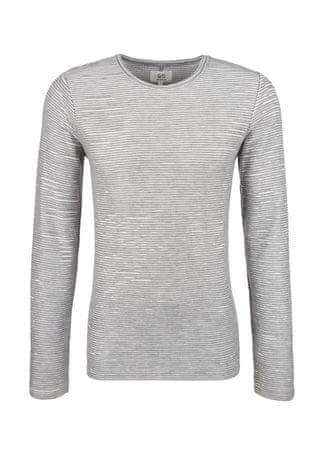 s.Oliver pánské tričko M sivá