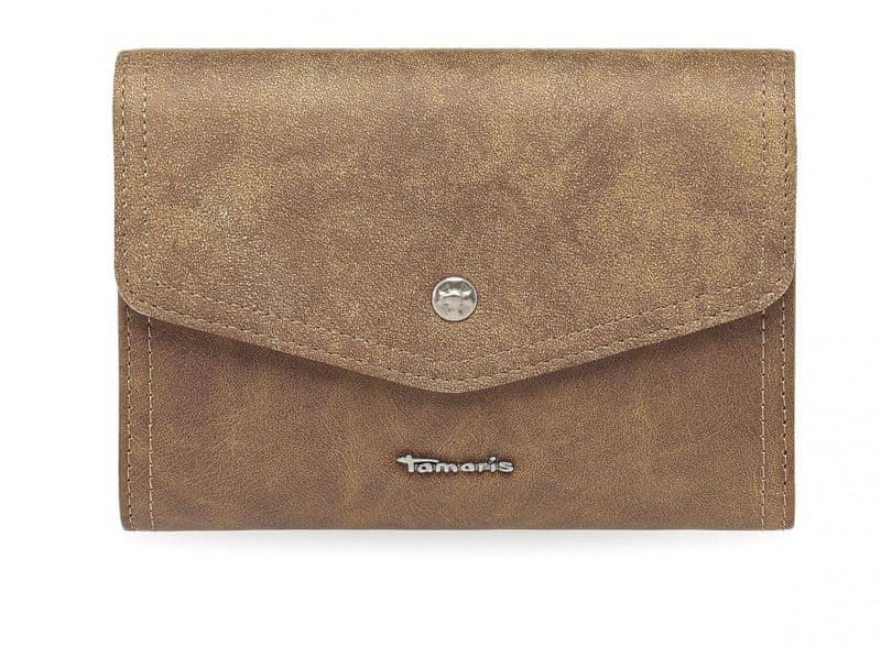 Tamaris dámská peněženka Bea uni hnědá