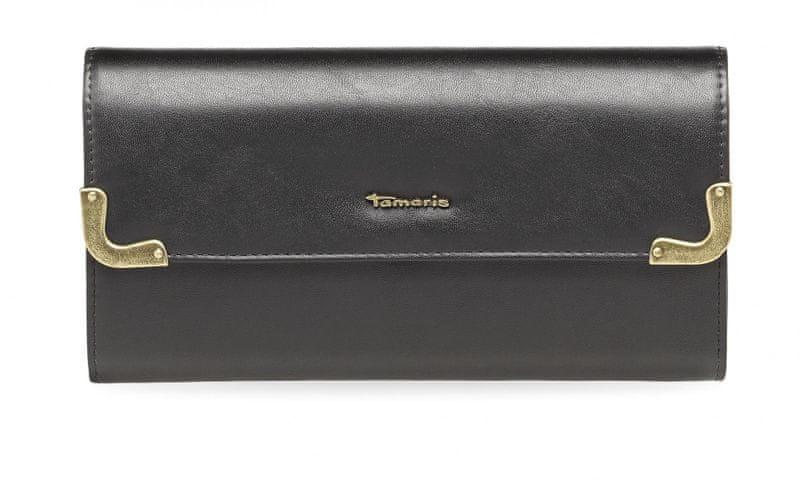 Tamaris dámská černá peněženka Calista