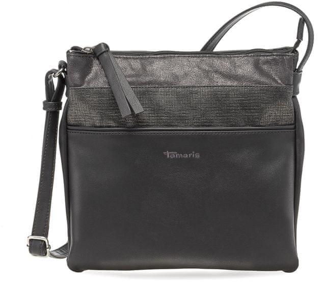 Tamaris dámská černá kabelka Khema