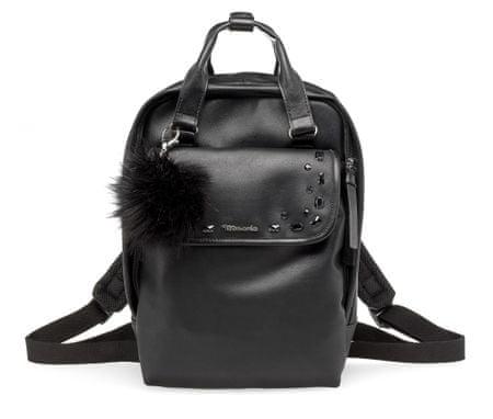 Tamaris dámský černý batoh Leticia