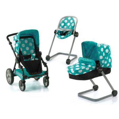 Hauck wózek dla lalek Set Icoo - aqua