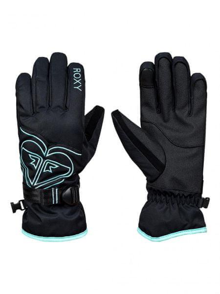 Roxy Poppy Gloves J Glov True Black M