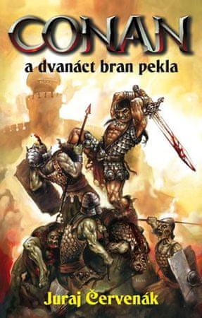 Červenák Juraj: Conan a dvanáct bran pekla
