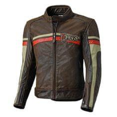 Held pánská kožená moto bunda  SEVEN T hnědá