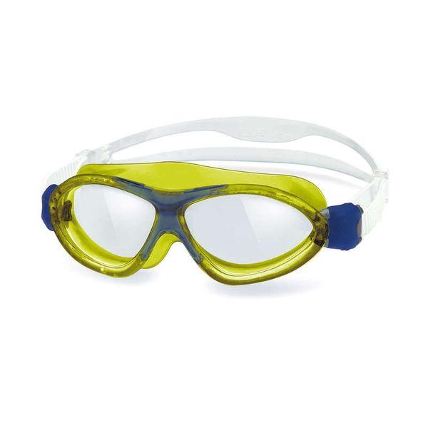 Head Brýle plavecké MONSTER junior, trans/žlutá