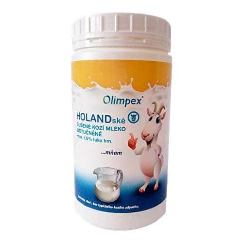 Olimpex Holandské sušené kozí mléko odtučněné 360 g