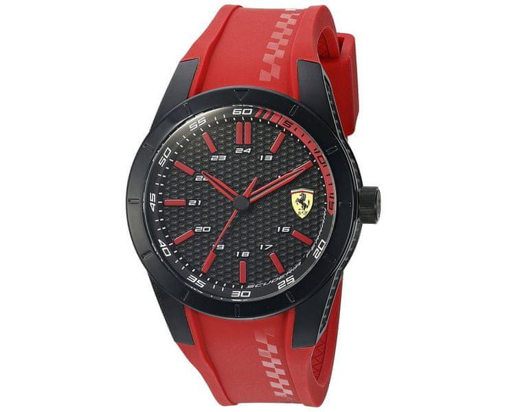 Scuderia Ferrari Red Rev 0830299