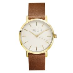Rosefield THE GRAMERCY White Brown Gold