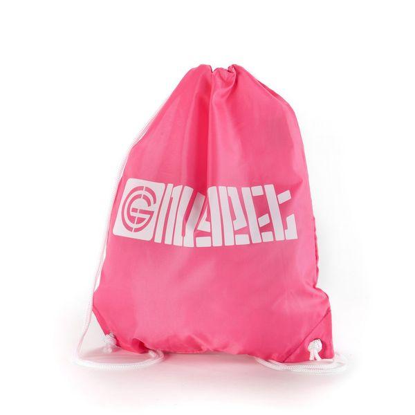 Nugget unisex růžový pytlík Benched Bag
