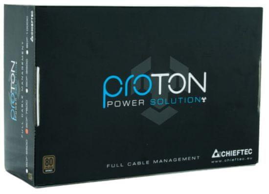 Chieftec modularni napajalnik Proton Series 750W ATX (BDF-750C)